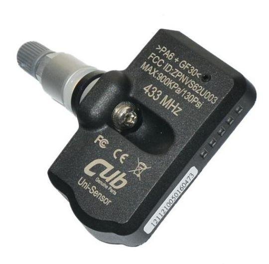 TPMS Senzor tlaku - Ventilek Opel Kari