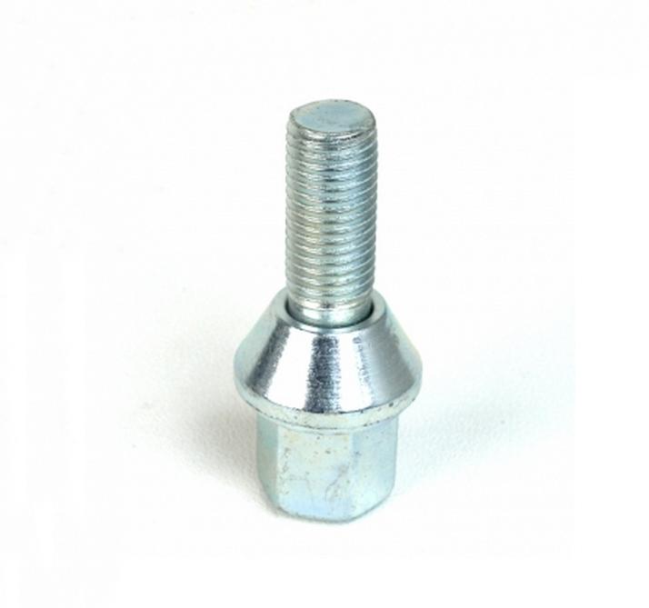 Plovoucí šrouby na alu kola M14x1,5 - kužel, klíč 17, délka 28mm